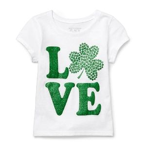 NWT {CHILDREN'S PLACE} Girl's Shirt 💚